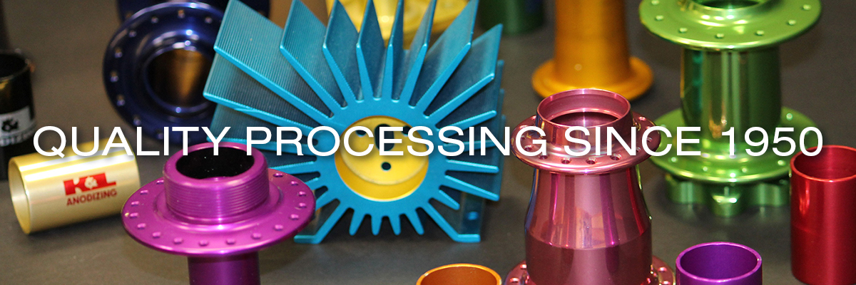 quality processing since 1950